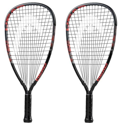 Pack de 2 raquetas de racquetball Head Mx Fire