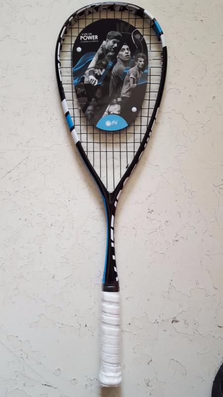 Raqueta de squash Eye V.Lite 130 Power 2016