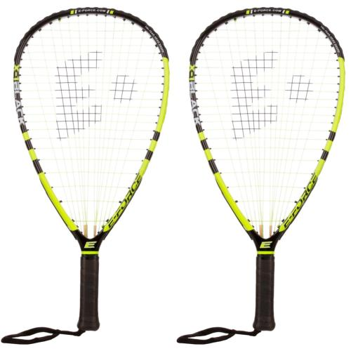 Pack de 2 raquetas de racquetball E-force X1