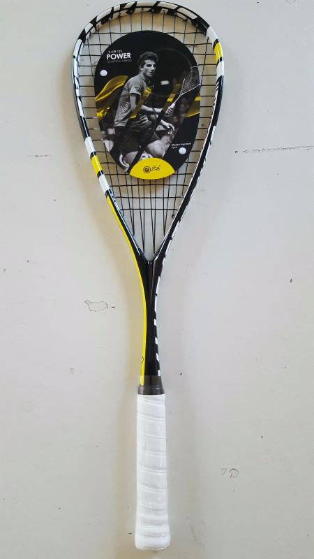 Raqueta de squash Eye V.Lite 125 Power 2016