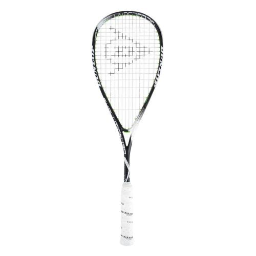 Raqueta de squash Dunlop Hyperfibre Evolution HL 130 - Declan James