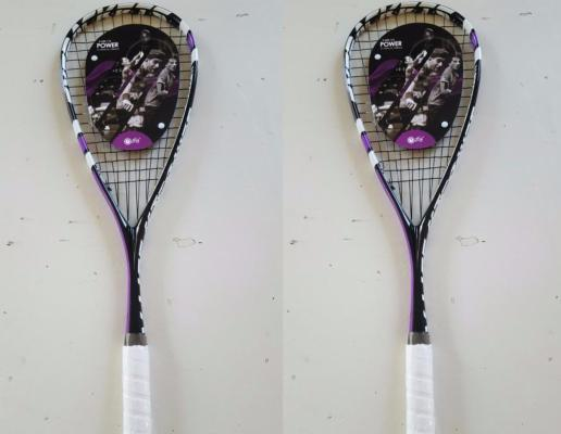 pack de 2 raquetas de squash Eye V.Lite 115 Power 2016