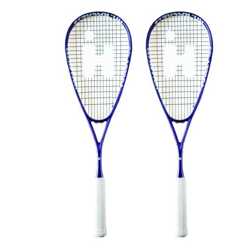 Pack de 2 raquetas de squash Hit Volley 120