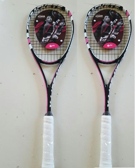 Pack de 2 raquetas de  squash Eye X.Lite 115 Power 2016