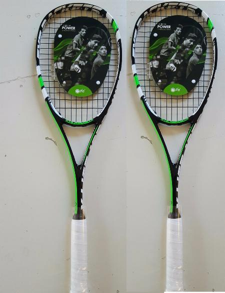 Pack de 2 raquetas de squash Eye X.lite 125 power