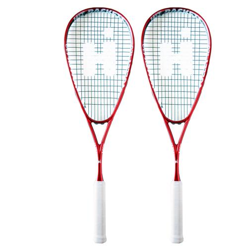 Pack de 2 raquetas de squash Hit Volley 130