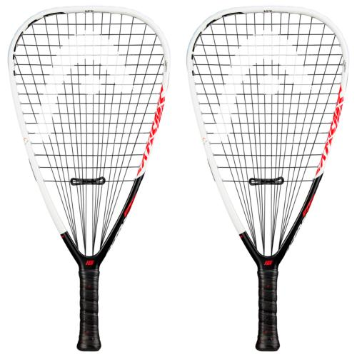 Pack de 2 raquetas de racquetball Head Graphene Extreme Edge 175