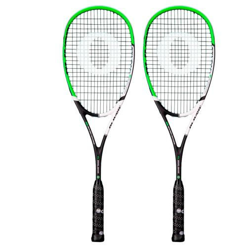 Pack de 2 raquetas de squash Oliver Power Boost 7.0