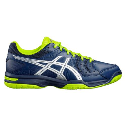Zapatillas de squash Asics Gel Squad Blue-Navy