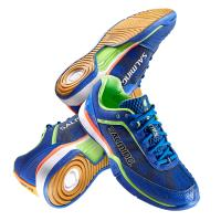 Zapatillas de squash Salming Viper 3 Royal/Gecko
